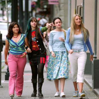 """There was a mini """"Sisterhood of the Traveling Pants"""" reunion (and a baby was involved!)"""