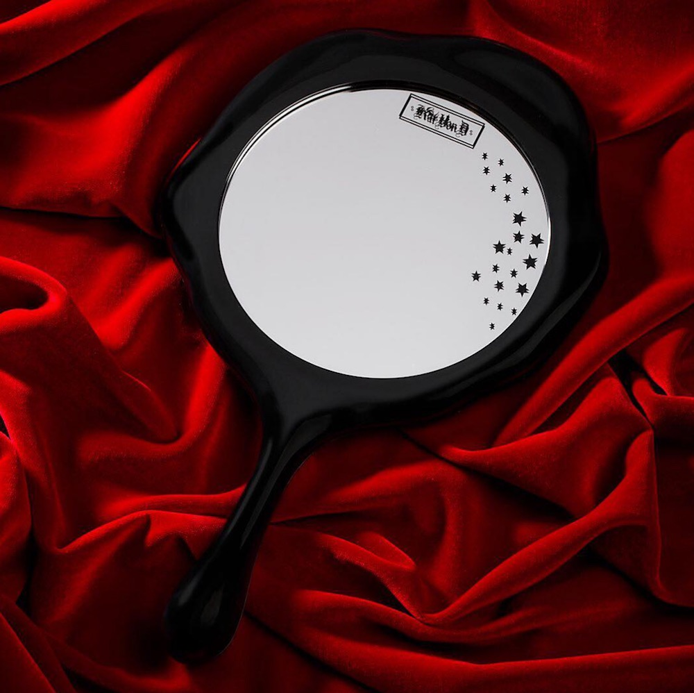 Kat Von D Beauty released a wax seal-inspired mirror, and we're adding it to our vanity ASAP