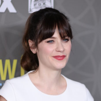 Here's where you can buy Zooey Deschanel's empowering feminist T-shirt