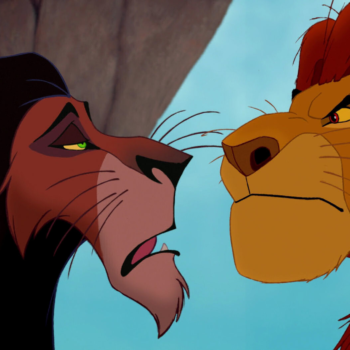 """Don't want to bust your """"Lion King"""" bubble, but Mufasa and Scar aren't actually brothers"""