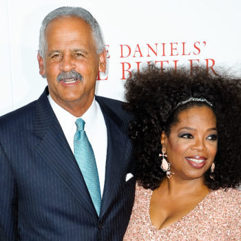 Oprah opened up about why she and Stedman never married, and #RESPECT