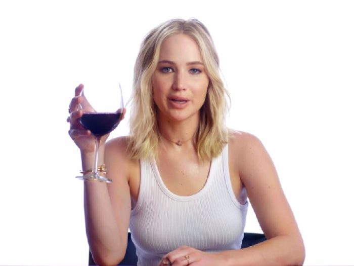 JLaw wants you to come drink with her