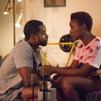 """Issa Rae just perfectly addressed the lack of condoms featured in """"Insecure"""" hookup scenes"""