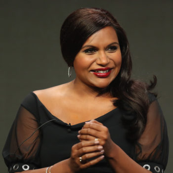 Mindy Kaling just confirmed that she's pregnant