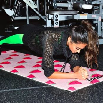 Shay Mitchell told us her top 5 workout tips for staying motivated and getting results