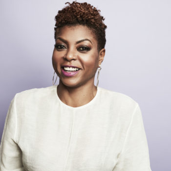 Taraji P. Henson told us about the health scare that forced her to change her diet, and the Civil Rights film she's producing
