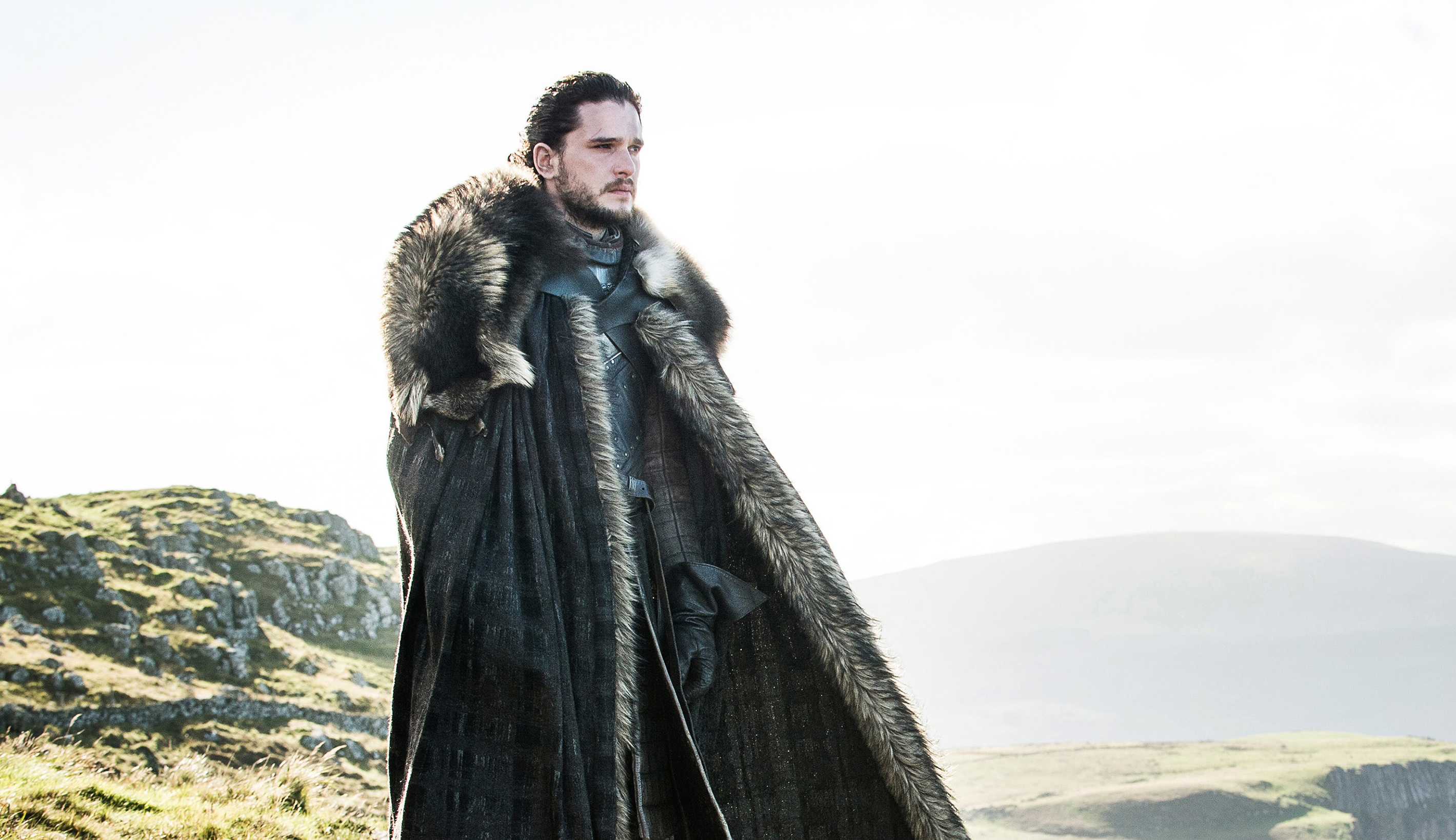 "This ""Game of Thrones"" theory suggests that Jon Snow is actually — wait for it — a mythical sword"