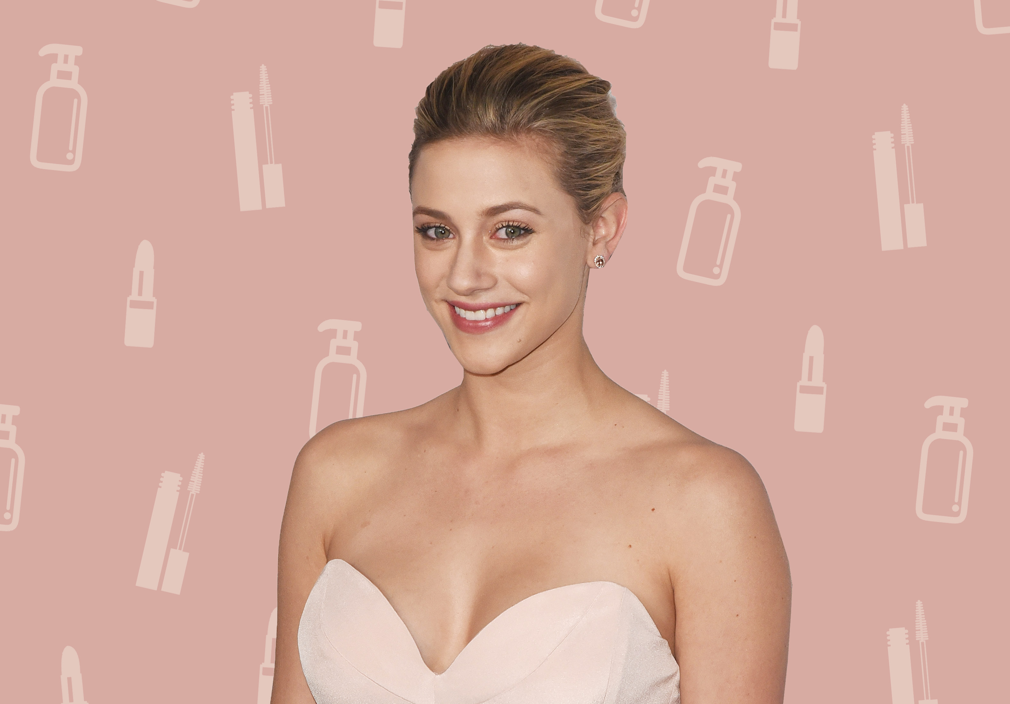 """Riverdale"" darling Lili Reinhart talks acne struggles and her secret life as a makeup artist"