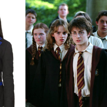 "Start the school year off Hogwarts-style with these perfect ""Harry Potter"" blazers"