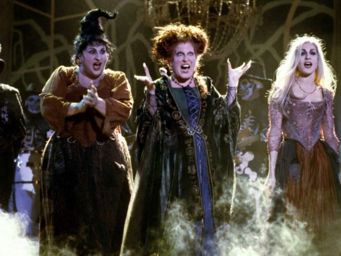 """It's the middle of August so you know what that means — Disney has released new """"Hocus Pocus"""" merchandise"""