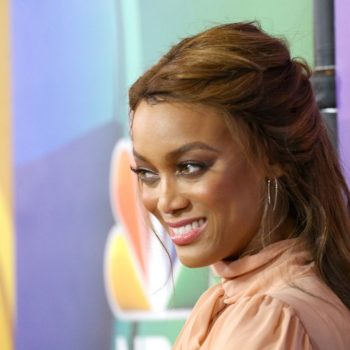 """Tyra Banks apparently kept making this one hilarious mistake during """"America's Got Talent"""" rehearsals"""