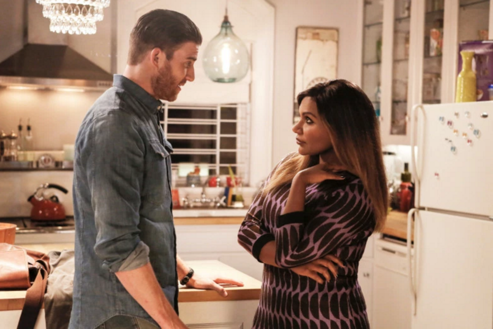"Here's a ""Mindy Project"" shocker — Mindy and Ben are getting divorced"
