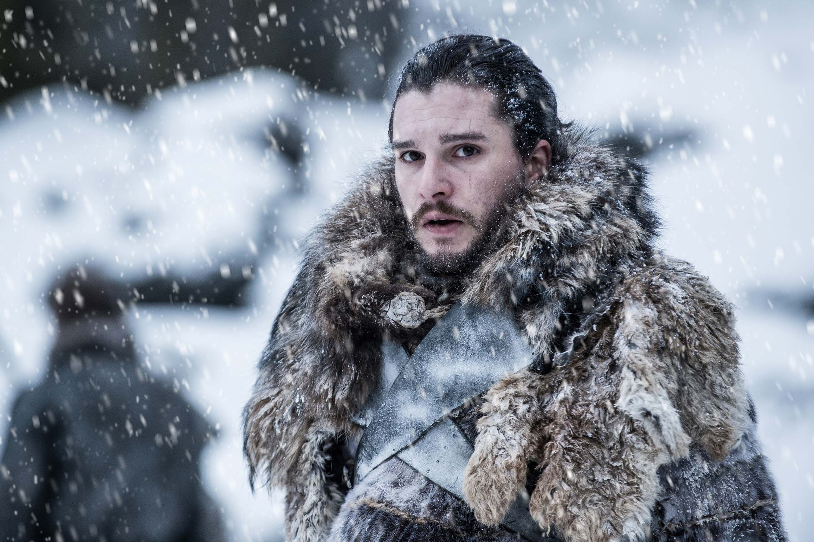 """Wow, this new """"Game of Thrones"""" image might be the saddest one we've ever seen of Jon Snow"""
