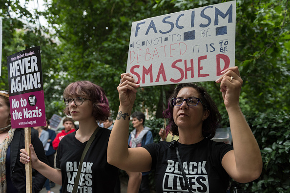 """Speaking out against Charlottesville isn't being """"political"""" — it's being a decent human being"""