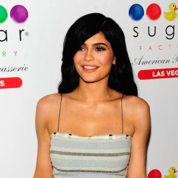 Kylie Jenner's flirty red frock has us seeing stars, and here's where you can buy it
