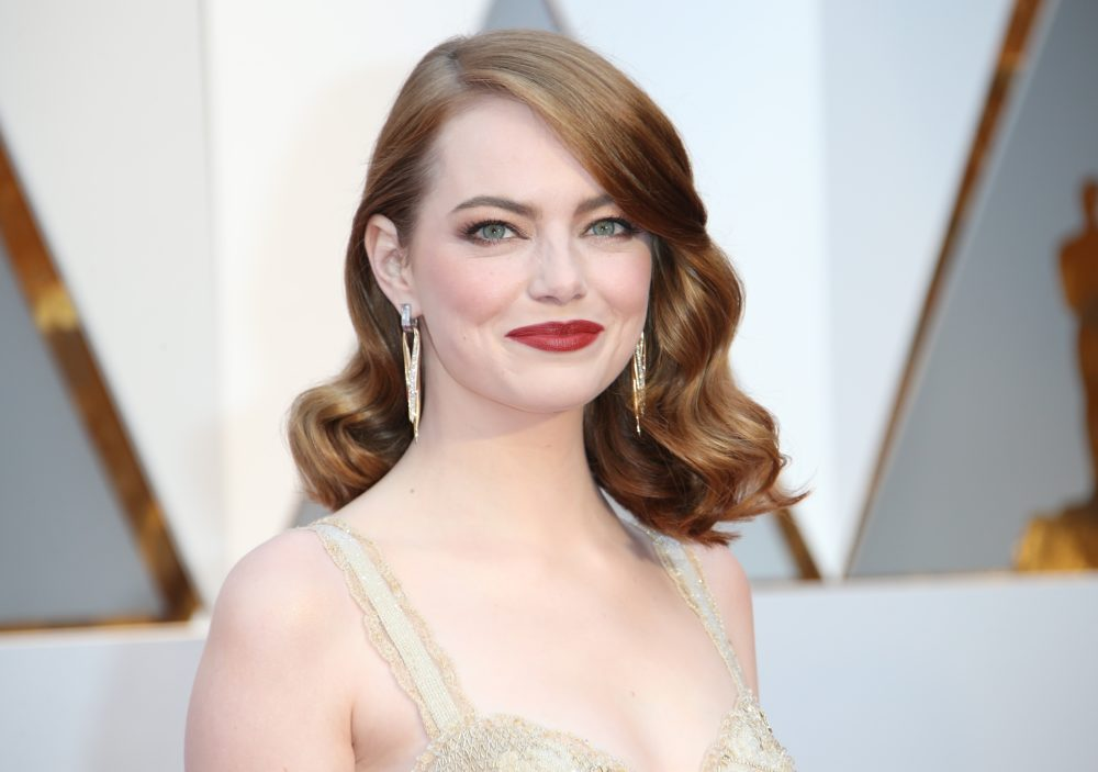 Emma Stone served up a low-key and incognito ~lewk~ at the Telluride film festival