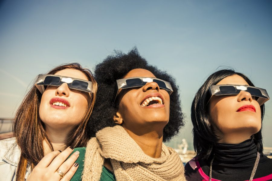 Here's how to get solar eclipse glasses at the last minute