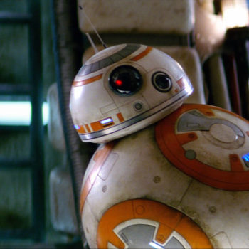 """Here's how """"Star Wars"""" made BB-8 *sound* like the cutest droid in the galaxy"""