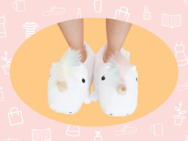 WANT/NEED: Magical unicorn slippers that light up (!), and more stuff you'll want to buy