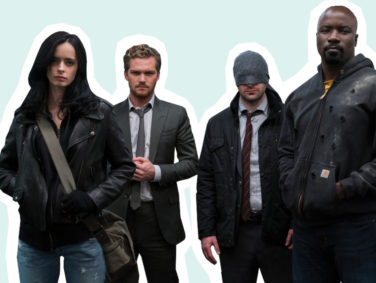 "In celebration of Netflix's ""The Defenders,"" we spoke with Marvel's makeup artist about how she gets the characters to look badass"