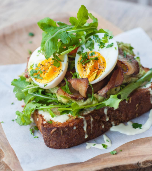 Apparently some men think avocado toast will give them better hair, and hey, it can't hurt
