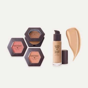 Burt's Bees is launching a full makeup line, and we're buzzing with excitement