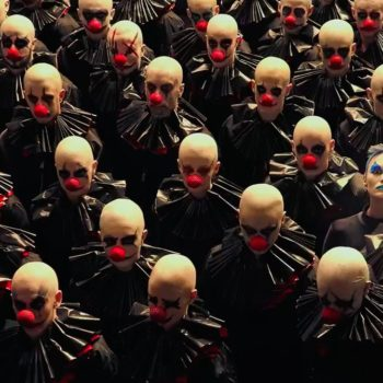 """The latest teaser for """"American Horror Story: Cult"""" actually comes with a warning, so watch at your own risk"""