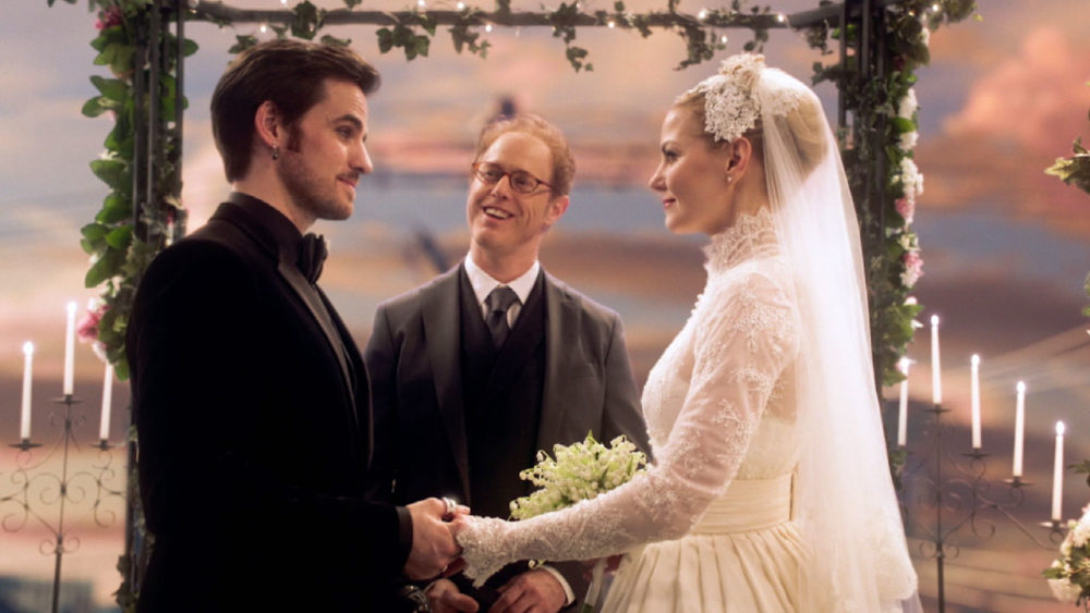 Don't worry, Captain Swan shippers, Hook and Emma are still
