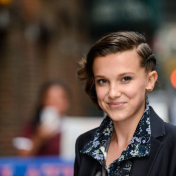 Millie Bobby Brown and Drew Barrymore are forming their own #girlsquad, and we want in