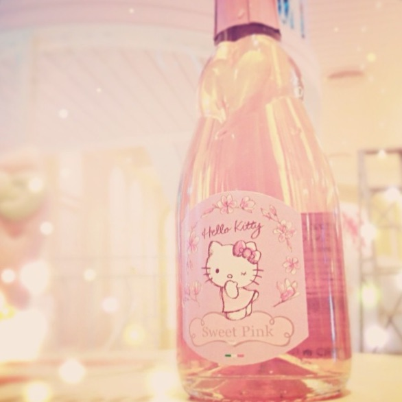 You can now buy Hello Kitty rosé, just in case you don't love rosé enough already