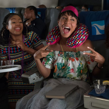 "The all-black team behind ""Girls Trip"" just made history"