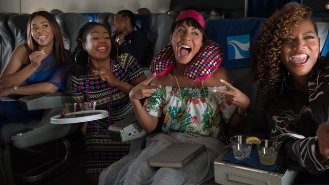 """The all-black team behind """"Girls Trip"""" just made history"""