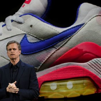 Nike's CEO condemned racism in a powerful company-wide email