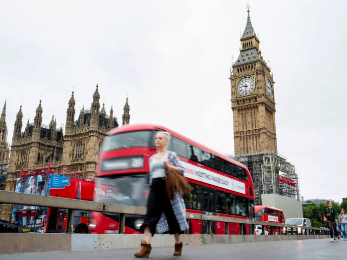 London's Big Ben to shut down for maintenance