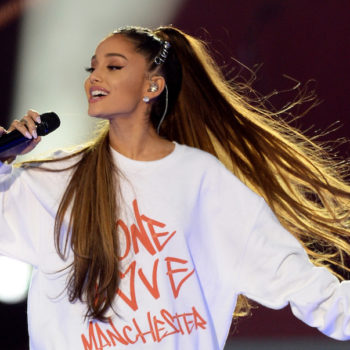 This Ariana Grande fan breaking it down at one of her concerts is all of us with our favorite band