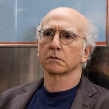 "Larry David is a grouchy superhero in this new ""Curb Your Enthusiasm"" trailer"