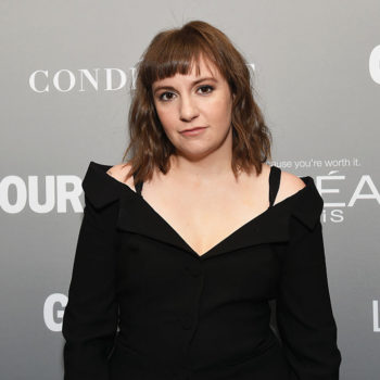 "Lena Dunham secretly dyed her hair red after ""Girls"" ended, and here's what she learned"