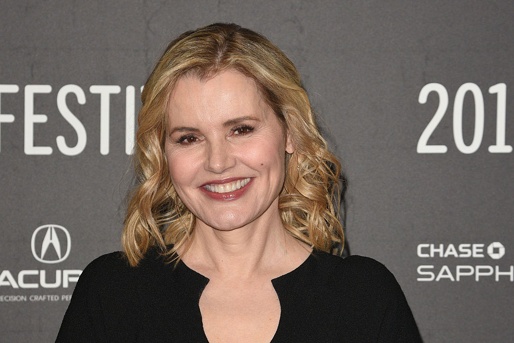 "Geena Davis wants to play an Amazon in ""Wonder Woman 2,"" and can this happen, please?"