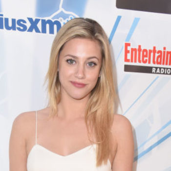 """Riverdale"" star Lili Reinhart shared why it's so important to talk about mental health"