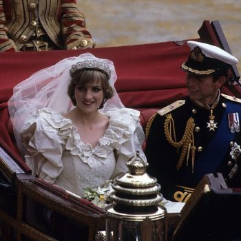 This man has kept a piece of Princess Diana's wedding cake for 36 years