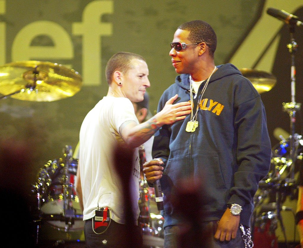 Jay-Z dedicated a song to former Linkin Park frontman Chester Bennington, and our hearts are breaking