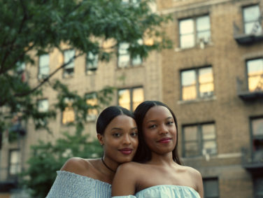 These intimate photos of twin sisters are challenging stereotypes about black womanhood