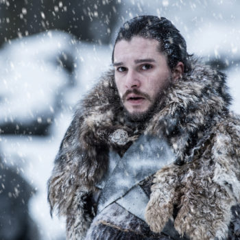 """There's actually a major significance to [spoiler] turning into a White Walker on """"Game of Thrones"""""""