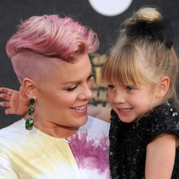 Pink's daughter Willow hilariously updated us on her loose tooth