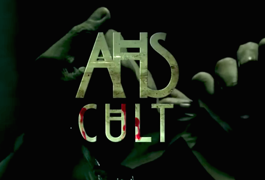 "Say hello to your new obsession — the intro for ""American Horror Story: Cult"" is here"