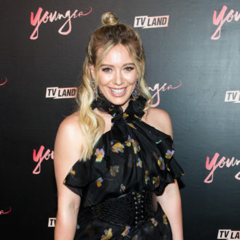 Here's where you can buy a choker sweater just like Hilary Duff's