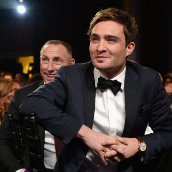 "Chuck Bass is (kinda) back in our lives in Ed Westwick's new Netflix show, ""White Gold"""