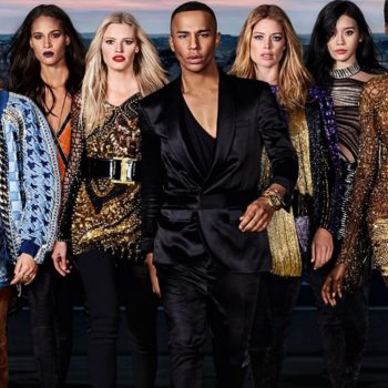 The L'Oréal x Balmain collection is so chic, it'll make you look like you stepped off the runway