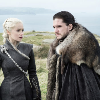"The ""Game of Thrones"" showrunners just confirmed that Dany and Jon are falling for each other"