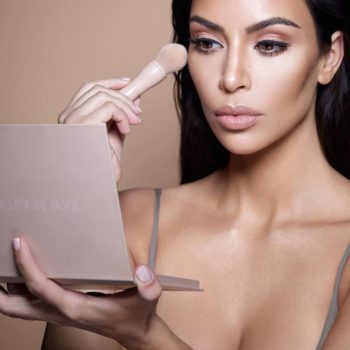 Alert: KKW Beauty's new powder contour and highlighter kits launch in less than 24 hours